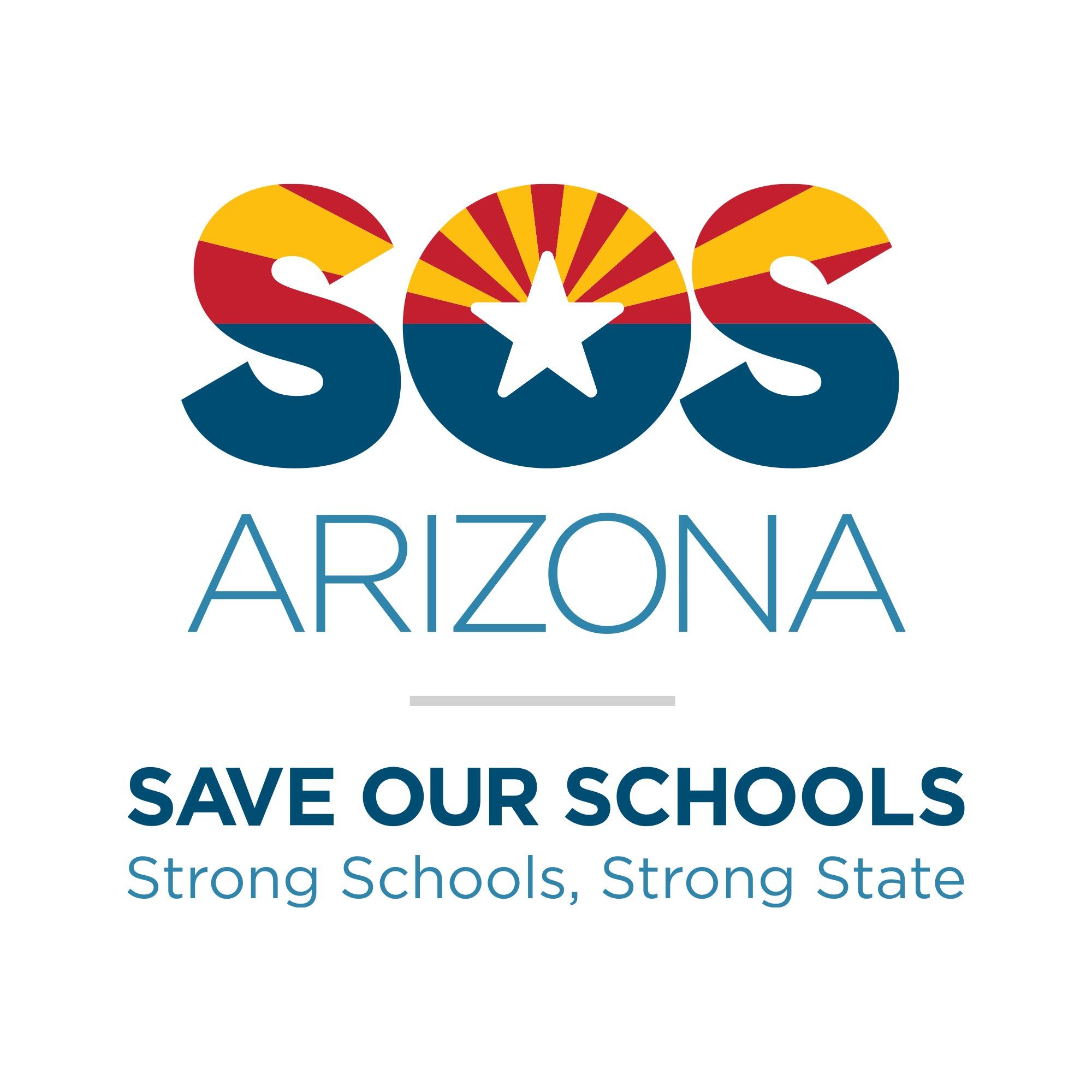 SOS Arizona Logo